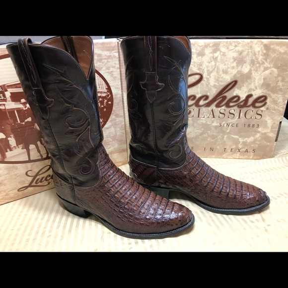1778a7976be Lucchese Handmade classics